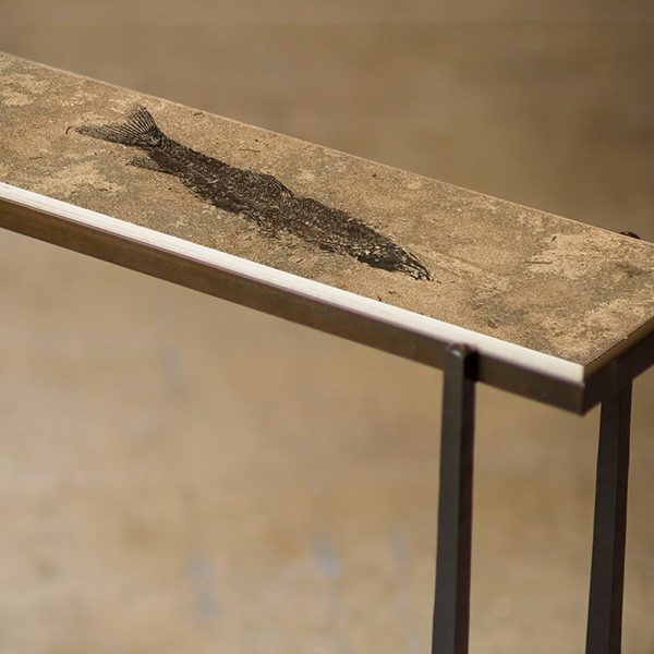 Fossil Console Table 161121384t