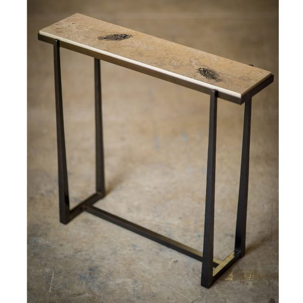 Fossil Console Table Q120814001t